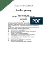Fosar Bludorf - Zaubergesang