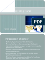 terriell traveling nurse career powerpoint final