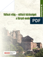 Határhelyzetek VI. - Változó világ – változó közösségek a Kárpát-medencében