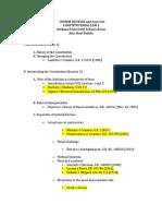 Course Outline and Case List - Copy