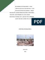Trabalho - Industria Petroquímica