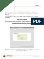 Work Instruction - Mesa de Ayuda IT.