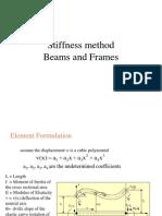 Stiffness Method