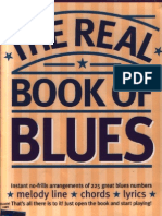 Sheet Music - The Real Book of Blues (225 Songs)