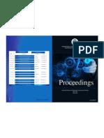 Icaet Proceedings Chennai