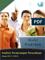 Modul Mahasiswa App 2014