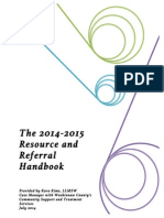 2014-2015 resource and referral guide