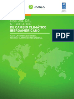 Manual del Negociador del Cambio Climático Iberoamericano
