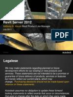 Revit Server 2012