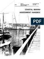 Coastal Marinas Assessment Handbook