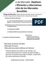 Riesgo de Mercado_mercados Eficientes30102014