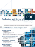 2009-06 Application and Network Monitoring