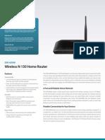 DIR-600M C1 Datasheet 01(HQ)(1)