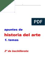 Apuntes de La Historia Del Arte