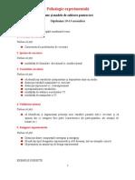 Psihologie experimentală_Test.doc