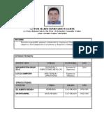 CV Mario Seminario Ugarte