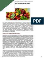 Camino Del Ser_ Las Frutas _ El Alimento Más Importante