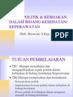Analisis Kebijakan Kesehatan_2014