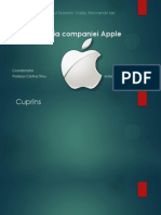 Istoria Companiei Apple