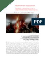 Discurso por Aniversario del Supremo Consejo Grado 33° 2014 - Perú