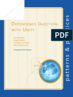Dependency Injection With Unity