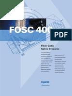 Datasheet Fosc 400