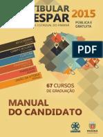 Manual Do Candidato v10 embap unespar 2015