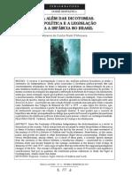 a biopolitica e a lesgislação para a infancia no brasil