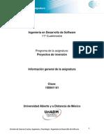 Información General de La Asignatura-1