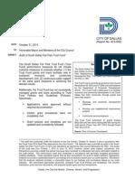 A15-002 - Audit of South Dallas Fair Park Trust Fund - 10-31-2014