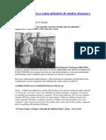 1931 Descoberta a Causa Primária de Muitas Doenças e Do Câncer