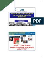 Seminario Bullying Puerto Montt- Javiera Astudillo