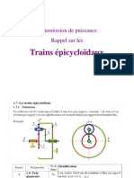 02 Train Epicycloidaux