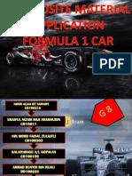 Formula 1 Composite Materials