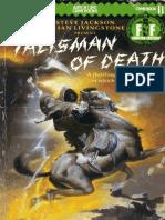 FF11 Talisman of Death