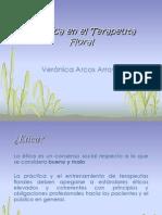 Etica Del Terapeuta Floral (Clase 15)