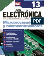 Microprocesadores y Microcontroladores