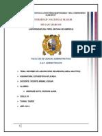 Informe Regresion Multiple Laboratorio