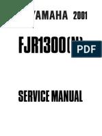 Yamaha Fjr1300 Service Manual 2003