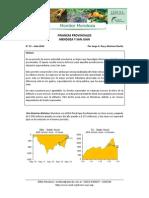 Monitor Mendoza - Cuentas Fiscales Mza - SJ- Julio 2014 - 2