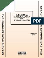 Ime Industria Maquiladora de Exportación