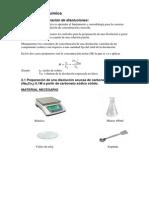 Práctica 2 de Química