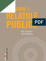 Eficienta in Relatiile Publice