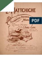 La Mattchiche (Piano)