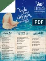 II Festival de Los Libros Biblioteca EPM
