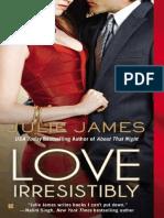 4. Julie James - Amor Irresistible - Serie FBI - U.S. Attorney IV - Las Ex 407 - Colaboración