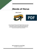 Wands of Horus English 3rd Edition