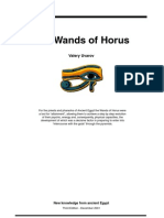 Wands of Horus English 3rd Edition