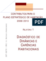 Diagnostico de Dinamicas Sociais