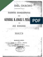 Hernandez Jose - Vida del chacho - Rasgos biograficos del Gral. Angel Peñaloza.pdf